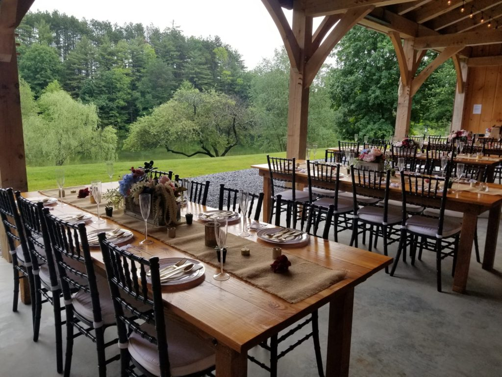 Wedding Tables and Chairs